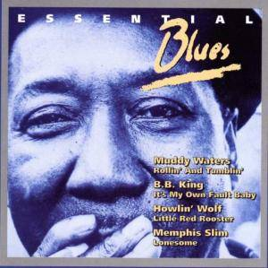 Essential Blues (CD) - Bild 1