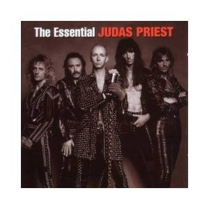 Judas Priest: Essential, The - Cover