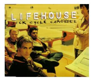 Cover - Lifehouse: Sick Cycle Carousel