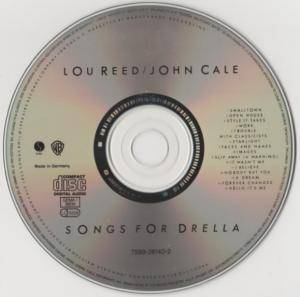 Lou Reed / John Cale: Songs For Drella (CD) - Bild 2