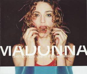 Madonna: Drowned World / Substitute For Love - Cover
