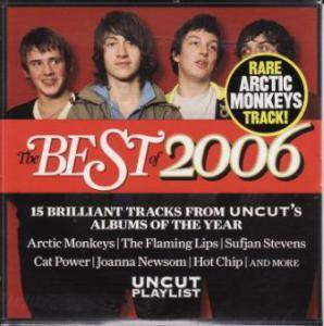 Uncut - 2006 12 - The Best Of 2006 - Cover