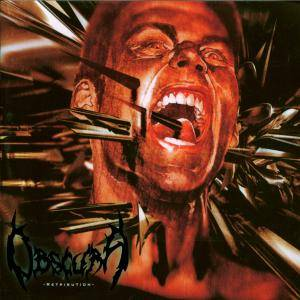 Obscura: Retribution - Cover