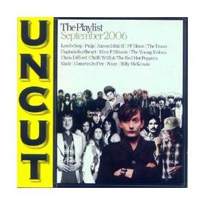 Cover - Nazz: Playlist September 2006, The
