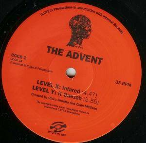Cover - Advent, The: Infrared