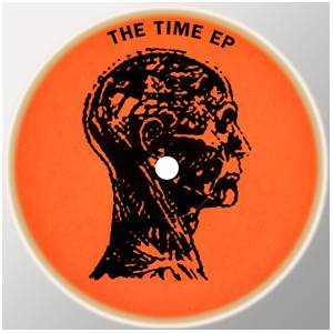 Cover - Advent, The: Time EP, The