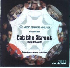 Cover - Lazaro's Dog: Music Business Adelaide - Eat The Street