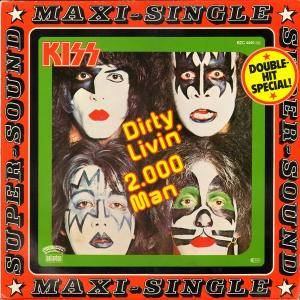 KISS: Dirty Livin' - Cover