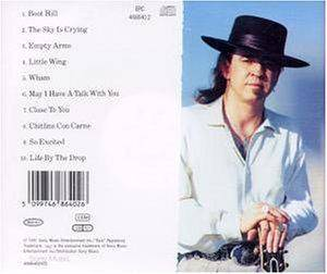 Stevie Ray Vaughan And Double Trouble: The Sky Is Crying (CD) - Bild 2