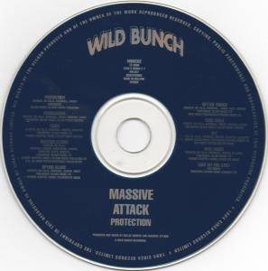 Massive Attack: Protection (CD) - Bild 2