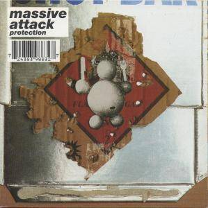 Massive Attack: Protection (CD) - Bild 1