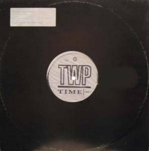 Cover - Wolfgang Press, The: Time