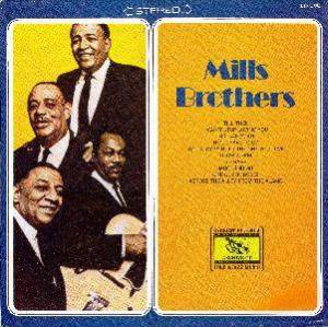 The Mills Brothers: Mills Brothers - Cover