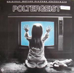 Jerry Goldsmith: Poltergeist - Cover