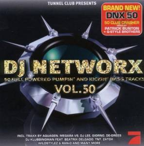 Cover - Klubbingman Feat. Beatrix Delgado: DJ Networx Vol. 50