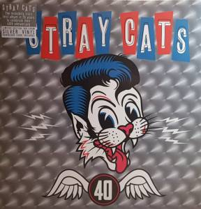 Cover - Stray Cats: 40