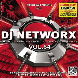 Cover - B-Front: DJ Networx Vol. 54