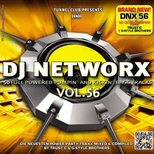 Cover - Wildtstylez: DJ Networx Vol. 56