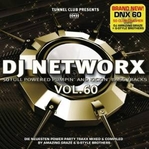 Cover - Wildtstylez: DJ Networx Vol. 60