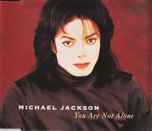 Michael Jackson: You Are Not Alone - Cover