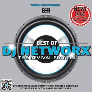 Cover - Real Booty Babes, The: Best Of DJ Networx - The Revival Edition