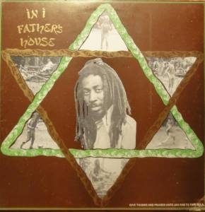 Cover - Bunny Wailer: In I Father's House
