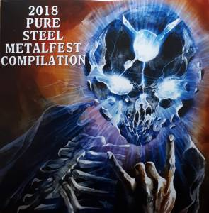 Cover - Last Pharaoh: 2018 Pure Steel Metalfest Compilation