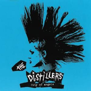 Cover - Distillers, The: City Of Angels