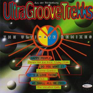 Cover - T.O.C. Feat. Rocca: Ultra Groove Trekks - The Ultimate Remixes