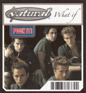 Cover - Natural: What If