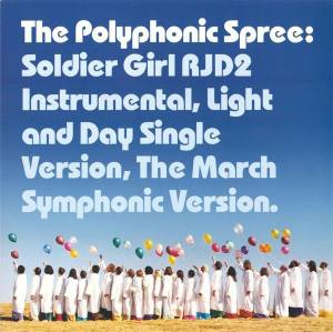 Cover - Polyphonic Spree, The: Light And Day