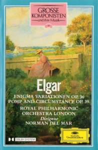 Edward Elgar: Enigma-Variationen Op. 36 / Pomp And Circumstance Op. 39 (Tape) - Bild 1