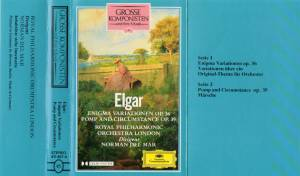 Edward Elgar: Enigma-Variationen Op. 36 / Pomp And Circumstance Op. 39 (Tape) - Bild 2