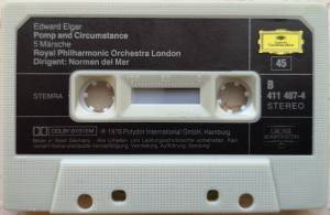 Edward Elgar: Enigma-Variationen Op. 36 / Pomp And Circumstance Op. 39 (Tape) - Bild 5