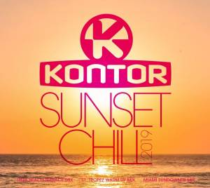 Cover - Lycoriscoris: Kontor Sunset Chill 2019