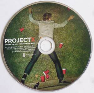 Project X (Original Motion Picture Soundtrack) (CD) - Bild 3