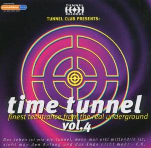 Cover - Beam: Time Tunnel - Thrilling Underworld Vol. 4