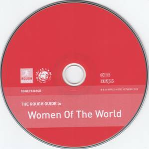The Rough Guide To Women Of The World (CD) - Bild 3