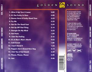James Brown: Cold Sweat (CD) - Bild 2