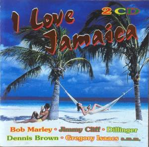 Cover - Don Carlos: I Love Jamaica - Reggae Gold Vol. 2
