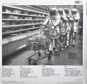 The Residents: Residue Of The Residents (2-LP) - Bild 2