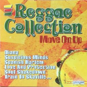Cover - Devon Russell: Reggae Collection - Move On Up