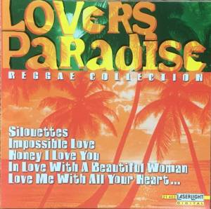 Cover - Devon Russell: Lovers Paradise - Reggae Collection