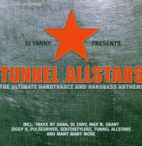 Cover - Raverdiago: Tunnel Allstars - The Ultimate Hardtrance And Hardbass Anthems