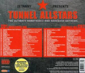 Tunnel Allstars - The Ultimate Hardtrance And Hardbass Anthems (2-CD) - Bild 2