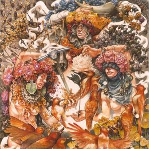 Cover - Baroness: Gold & Grey