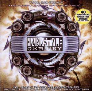 Cover - Project 1: Hardstyle Germany Vol. 5