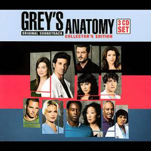 Cover - Postal Service, The: Grey's Anatomy Volumes 1-3