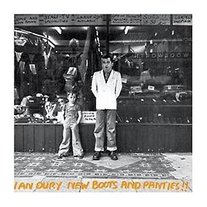 Ian Dury: New Boots And Panties!! (CD) - Bild 1