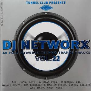 Cover - DJ Vortex: DJ Networx Vol. 22